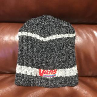 ヴァンズ(VANS)の⭕️良品⭕️Vans/ バンス⭕️ニットキャップ/帽子(キャップ)