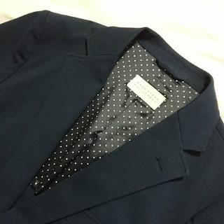 マッキントッシュフィロソフィー(MACKINTOSH PHILOSOPHY)のMACKINTOSH PHILOSOPHY 紺色のジャケット(テーラードジャケット)
