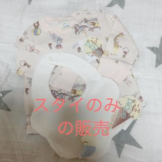 ジェラートピケ(gelato pique)の新品 ジェラートピケ  子供 カットソー70-80 スタイセット (Tシャツ)