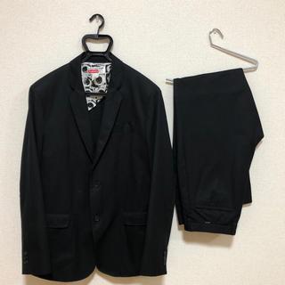 シュプリーム(Supreme)のsupreme COMME des GARÇONS suit black M(セットアップ)