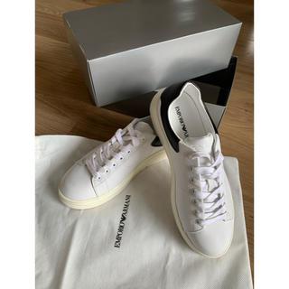 エンポリオアルマーニ(Emporio Armani)のEMPORIO ARMANI 靴 (新品)(スニーカー)