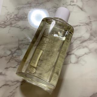 シロ(shiro)のshiro  バスオイル(フラワーマーケット) 100ml(入浴剤/バスソルト)