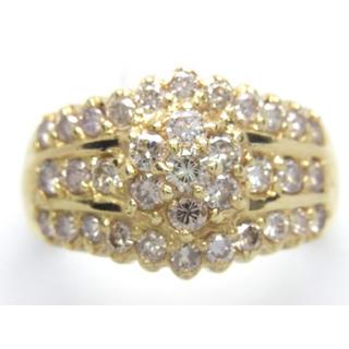 K18  ダイヤモンド 1ct リング(リング(指輪))