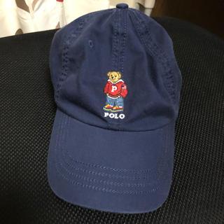 ラルフローレン(Ralph Lauren)のpolo bear cap(キャップ)