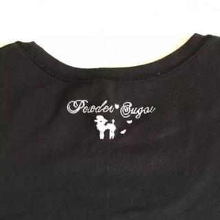 パウダーシュガー(POWDER SUGAR)のパウダーシュガー Tシャツ(Tシャツ(半袖/袖なし))
