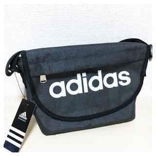 アディダス(adidas)の【正規品】adidas ブラック 黒 ショルダーバッグ メンズ レディース ミニ(ショルダーバッグ)
