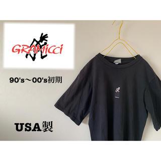 グラミチ(GRAMICCI)の【入手困難】GRAMICCI グラミチ ヴィンテージ Tシャツ(Tシャツ/カットソー(半袖/袖なし))