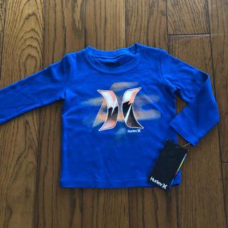 ハーレー(Hurley)のHurley新品ボーイズ用ロングTシャツ ロンT 12M(Tシャツ)