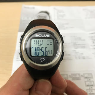 b8bcd10e56 ソーラス(SOLUS)のsolus(腕時計(デジタル))