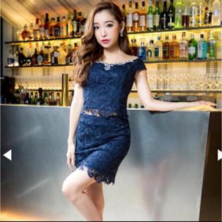 デイジーストア(dazzy store)のDazzy store 2ピースレースドレス(ナイトドレス)