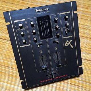 Technics DJ MIXER SH-EX1200 テクニクス DJミキサー