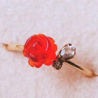 サマンサティアラ(Samantha Tiara)のサマンサティアラ♡指輪(リング(指輪))