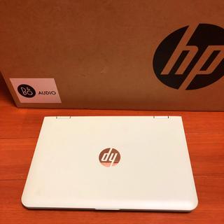 ヒューレットパッカード(HP)のHP Pavilion 11-k018TU x360 M4X57PA#ABJ(ノートPC)