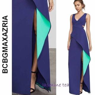 ビーシービージーマックスアズリア(BCBGMAXAZRIA)のsachi様 専用      美ライン★ロングドレス(ロングドレス)