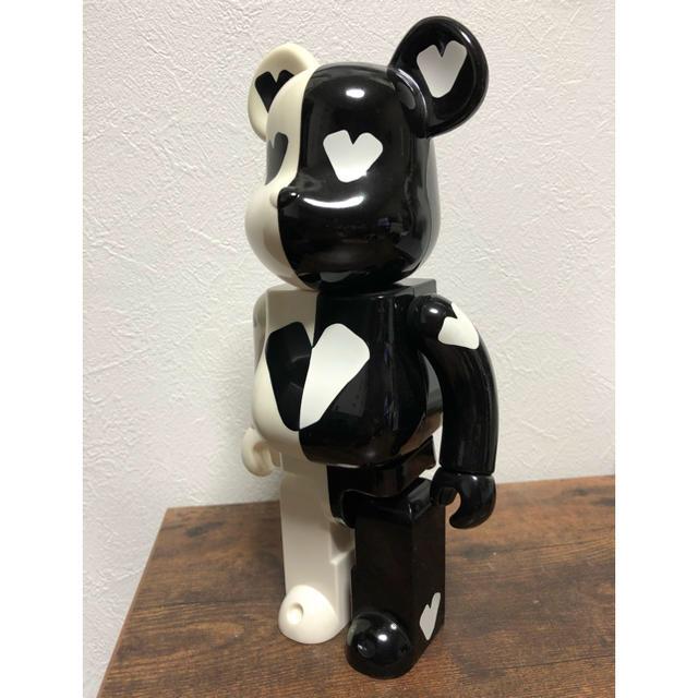 MEDICOM TOY(メディコムトイ)のおがさんばさん専用ページ ベアブリック400% 2体 エンタメ/ホビーのおもちゃ/ぬいぐるみ(キャラクターグッズ)の商品写真