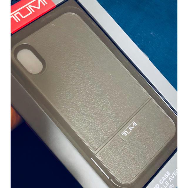 TUMI - iPhoneケース(XR)の通販 by ゆう's shop|トゥミならラクマ