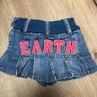 アースマジック(EARTHMAGIC)のアースマジック *デニムスカート110(スカート)