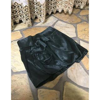 プラダ(PRADA)の追加画像 ※ プラダ PRADA アシンメトリー デザインスカート 40(ミニスカート)
