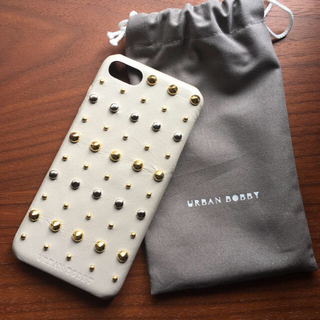 アーバンボビー(URBANBOBBY)の完売☆URBAN BOBBY STUDS iphone CASE (iPhoneケース)