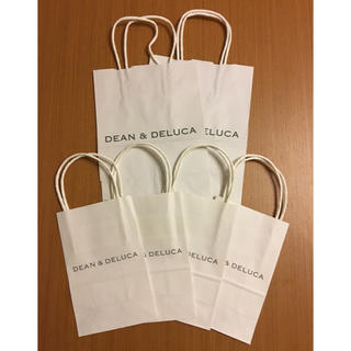 DEAN & DELUCA - ディーン&デルーカ ショップ袋 ショッパー りぼん付