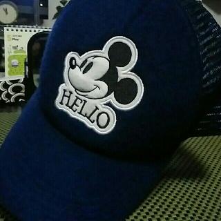 ディズニー(Disney)のミッキーマウスのおしゃれキャップです!!(キャップ)
