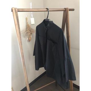 シェルターオリジナル(Shel'tter ORIGINAL)のRIM.ARK スタンドカラーシャツ(シャツ/ブラウス(長袖/七分))
