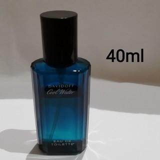 DAVIDOFF - ダビドフ クールウォーター オードトワレ 香水 40ml