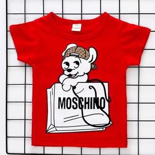 e3c5746afe656 モスキーノ(MOSCHINO)のMOSCHINO パジ–Tシャツ(Tシャツ)