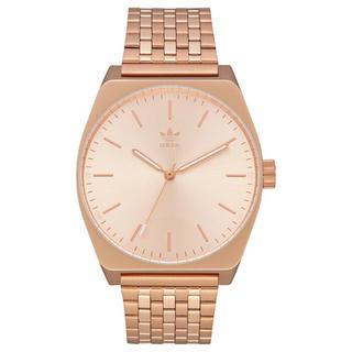 アディダス(adidas)の美品☆adidas腕時計☆processM1 ユニセックス ピンクゴールド☆(腕時計)