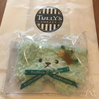 タリーズコーヒー(TULLY'S COFFEE)のTully's Coffee タリーズ コーヒー ベアフル®スリーブ クラウン(ノベルティグッズ)