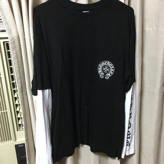 クロムハーツ(Chrome Hearts)の非正規品 クロムハーツ (Tシャツ/カットソー(七分/長袖))