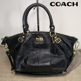 c001970b1dae 4ページ目 - コーチ(COACH) ポーチ(ブラック/黒色系)の通販 1,000点 ...