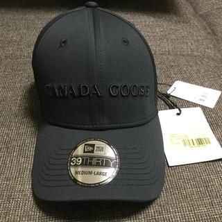 CANADA GOOSE - 新品 希少 カナダグース ニューエラー コラボキャップ