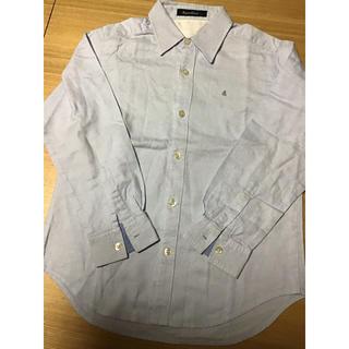 ファミリア(familiar)のファミリア☆130センチ☆シャツ(ブラウス)
