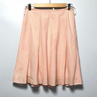 バーバリー(BURBERRY)の美品バーバリーロンドン スカート(ひざ丈スカート)