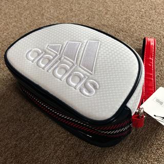 adidas - 【新品】adidas  ゴルフ ボールポーチ