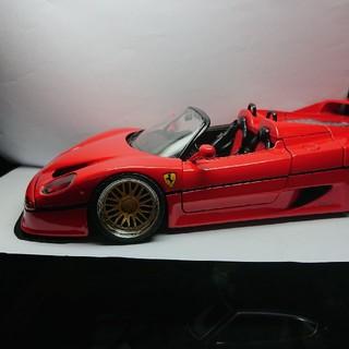 フェラーリ(Ferrari)の1/18 フェラーリF50 オープン(ミニカー)