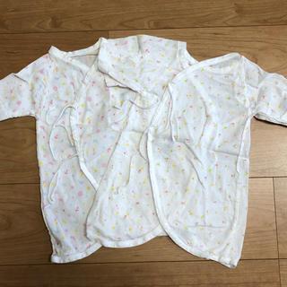 シマムラ(しまむら)の新生児 コンビ肌着 短肌着(肌着/下着)