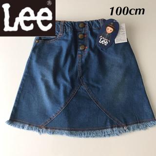 ff6af1a22b2be バディーリー(Buddy Lee)の新品☆Buddy Lee リー デニムスカート 女の子 100cm