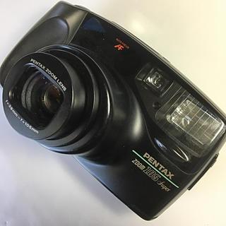 ペンタックス(PENTAX)のPentax ZOOM105super(フィルムカメラ)
