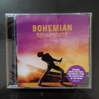 Queen - Bohemian Rhapsody  CD(映画音楽)