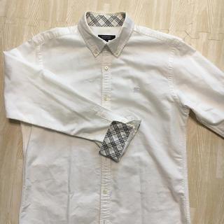 バーバリー(BURBERRY)の正規品Burberryシャツ (シャツ)