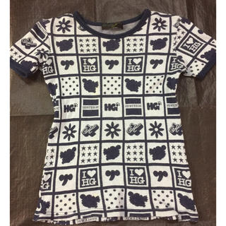ヒステリックミニ(HYSTERIC MINI)の★ヒスミニ★Tシャツ(140cm)【46】(Tシャツ/カットソー)