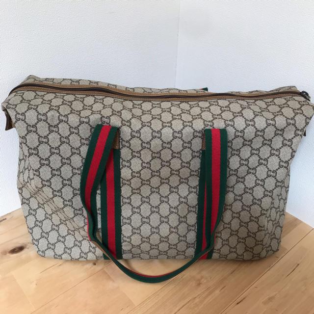 92d728e7b41c Gucci(グッチ)のGUCCI グッチ plus プラス ボストンバッグ ショルダーバッグ メンズのバッグ