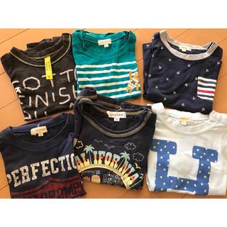ハッシュアッシュ(HusHush)のTシャツ6点(Tシャツ/カットソー)