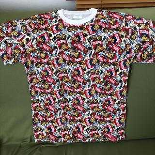 フジヤ(不二家)の新品未使用  ペコちゃんポコちゃんTシャツ   Mサイズ(Tシャツ(半袖/袖なし))