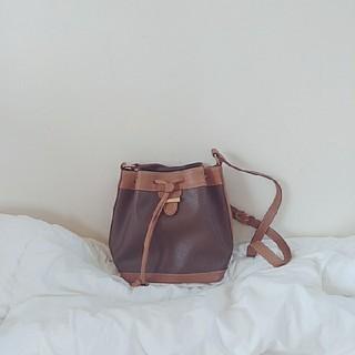 ランセル(LANCEL)のvintage bag/LANCEL/巾着バッグ(ショルダーバッグ)