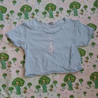 チャコット(CHACOTT)のChacott  Tシャツ(Tシャツ/カットソー)
