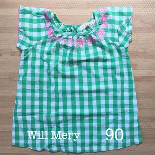 ウィルメリー(WILL MERY)のwill mery チュニック 90(ワンピース)