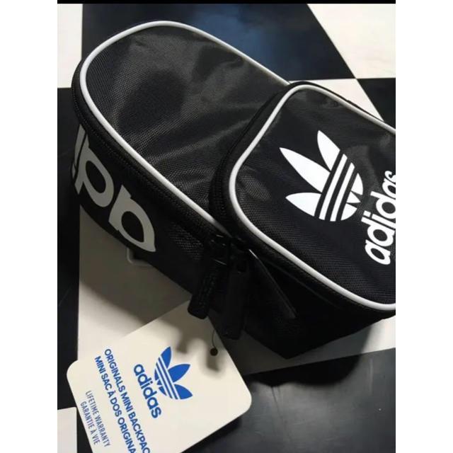 adidas(アディダス)のリュック バックパック ミニ adidas アディダス レディースのバッグ(リュック/バックパック)の商品写真
